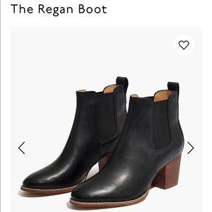 Black Madewell Regan Boot